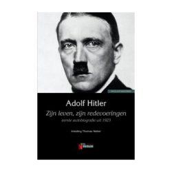 Adolf Hitler, Zijn leven, zijn redevoeringen (eerste autobiografie uit 1923)