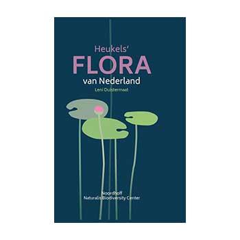 Heukels' Flora van Nederland 24ste editie