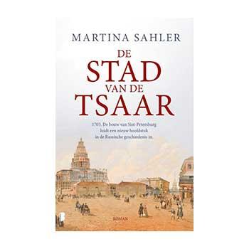 De stad van de tsaar - Martina Sahler
